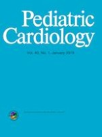 Pediatric Cardiology 1/2019