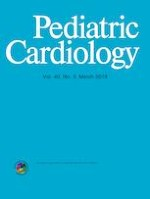 Pediatric Cardiology 3/2019