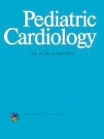 Pediatric Cardiology 4/2019