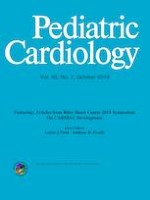 Pediatric Cardiology 7/2019