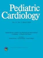 Pediatric Cardiology 3/2020
