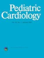 Pediatric Cardiology 1/2021