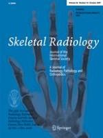 Skeletal Radiology 10/2007