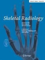 Skeletal Radiology 1/2014