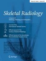 Skeletal Radiology 1/2017