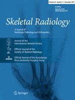 Skeletal Radiology 11/2017