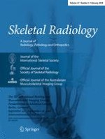 Skeletal Radiology 2/2018