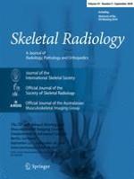Skeletal Radiology 9/2018