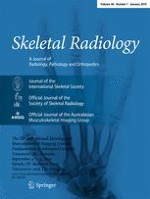 Skeletal Radiology 1/2019