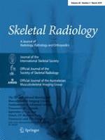 Skeletal Radiology 3/2019