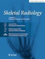 Skeletal Radiology 8/2020