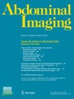 Abdominal Radiology 2/2007