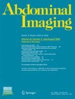 Abdominal Radiology 4/2008