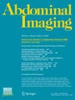 Abdominal Radiology 5/2009