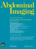 Abdominal Radiology 1/2012