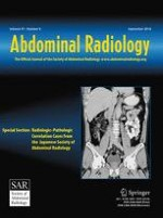 Abdominal Radiology 9/2016