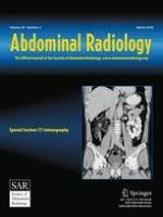 Abdominal Radiology 3/2018