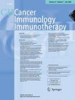 Cancer Immunology, Immunotherapy 7/2008