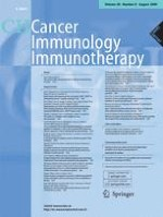 Cancer Immunology, Immunotherapy 8/2009