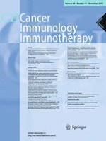 Cancer Immunology, Immunotherapy 11/2011