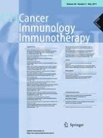 Cancer Immunology, Immunotherapy 5/2011