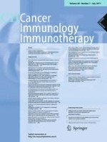 Cancer Immunology, Immunotherapy 7/2011