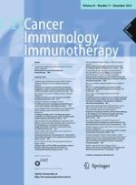 Cancer Immunology, Immunotherapy 11/2012