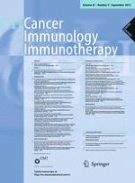Cancer Immunology, Immunotherapy 9/2012