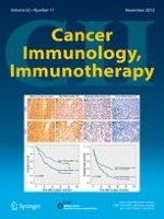 Cancer Immunology, Immunotherapy 11/2013
