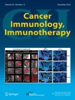 Cancer Immunology, Immunotherapy 12/2013