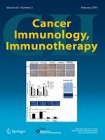 Cancer Immunology, Immunotherapy 2/2013