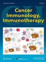 Cancer Immunology, Immunotherapy 7/2013