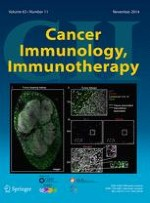 Cancer Immunology, Immunotherapy 11/2014
