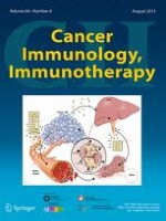Cancer Immunology, Immunotherapy 8/2015