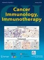 Cancer Immunology, Immunotherapy 1/2016