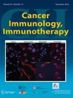 Cancer Immunology, Immunotherapy 12/2016