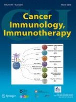 Cancer Immunology, Immunotherapy 3/2016