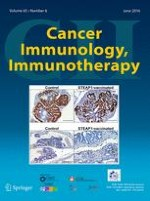 Cancer Immunology, Immunotherapy 6/2016