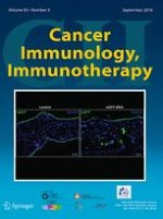 Cancer Immunology, Immunotherapy 9/2016