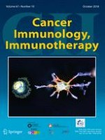 Cancer Immunology, Immunotherapy 10/2018