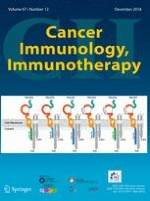 Cancer Immunology, Immunotherapy 12/2018