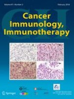 Cancer Immunology, Immunotherapy 2/2018