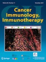 Cancer Immunology, Immunotherapy 11/2019