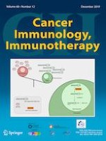 Cancer Immunology, Immunotherapy 12/2019
