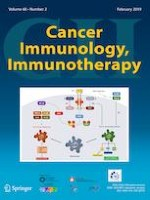 Cancer Immunology, Immunotherapy 2/2019
