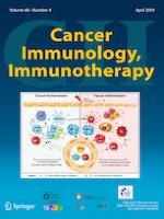 Cancer Immunology, Immunotherapy 4/2019