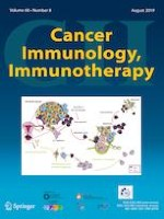 Cancer Immunology, Immunotherapy 8/2019