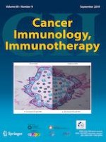 Cancer Immunology, Immunotherapy 9/2019