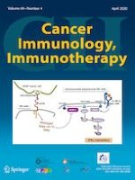 Cancer Immunology, Immunotherapy 4/2020
