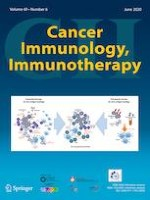 Cancer Immunology, Immunotherapy 6/2020